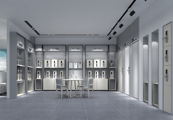 锦和展示:公司装修制作展厅展柜注意的事项有哪些?